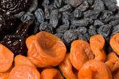 Dried fruit — Stock fotografie