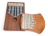 African instrument kalimba — Stock Photo