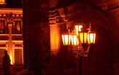 Bright lantern — Stock Photo