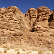 Royalty-Free Stock Photo: The Wadi Rum