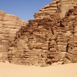 Stock Photo: The Wadi Rum