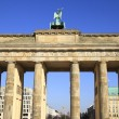 Das Brandenburger Tor — Stock Photo