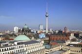 Der berliner fernsehturm — Foto de Stock