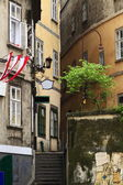 Street in Vienna — Stock Photo