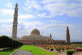 Sultan Qaboos Grand Mosque — Stock Photo