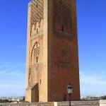 Hassan Tower — Stock Photo