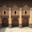 Madrasa Ben Youssef — Stock Photo
