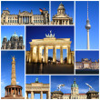 Impressions of Berlin — Stock Photo