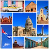 キューバの印象 — ストック写真