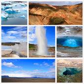 Impressions of Iceland — Stock Photo