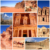Impressions of Jordan — Stock Photo