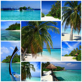 Impressions of Maldives — Stock Photo