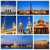Impressions of Saint Petersburg — Stock Photo
