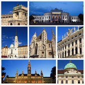Impressions of Vienna — Stock Photo