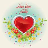 Valentine2014 — Stock Vector