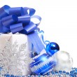 Christmas gift box — Stock Photo #14935169