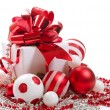 Christmas gift box — Stock Photo #14935207