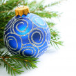 Stock Photo: Christmas ornament