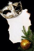 Carnevale maschera — Foto Stock