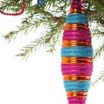 圣诞节装饰品 — 图库照片