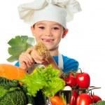 Постер, плакат: Cook boy