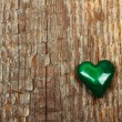 Malachite heart — Stockfoto #41214119