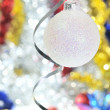 Stock Photo: Christmas ball decoration