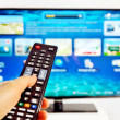 Smart TV — Stock Photo #30963283
