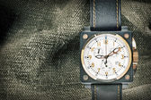 Military watch — Stock Photo