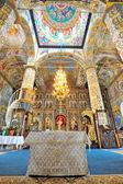 正教会の教会の内部 — ストック写真