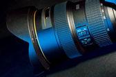 Dslr professional lens — Stock Photo