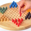 Chinese checkers — Stock Photo #41552965