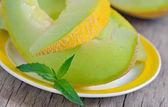 Melone cantalupo — Foto Stock