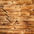 Stock fotografie: Chrstimas wooden background