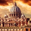 Vatican City by Sunset — Stock Photo #39327465