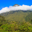 Ring of Clouds over Arenal — Stock Photo #12331595