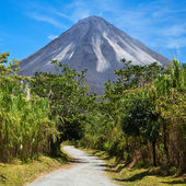 Road to Arenal — Stock Photo