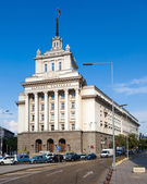Old National Assembly in Sofia — Stock Photo