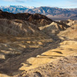 Death Valley Desert Hills — Stock Photo