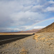 Road to a Rainbow in Death Valley — Stock Photo #12914427