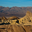 Manly Beacon in Death Valley — Stock Photo