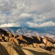Death Valley Peaks — Stock Photo