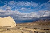Death Valley Badlands — Stock Photo