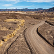 Dirt Road in Mustard Canyon — Stock Photo