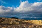 Badlands de la vallée de la mort — Photo