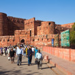 Agra Fort Entrance — Stock Photo