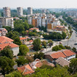 Plovdiv Aerial View — Stock Photo