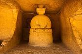 Old Cave Shrine — Stock Photo