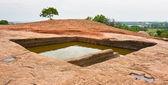 Королевская ванна в Махабалипурам — Стоковое фото