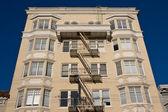 San francisco apartmanı — Stok fotoğraf
